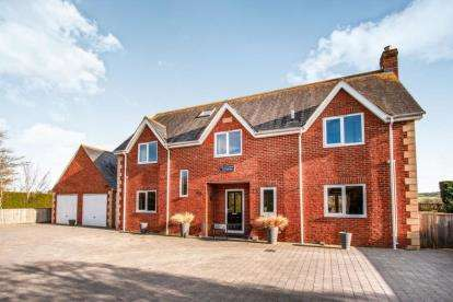 7 Bedrooms Detached House for sale in Dauntsey, Chippenham, Wiltshire