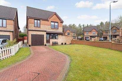 4 Bedrooms Detached House for sale in Glen Moriston Road, Craigmarloch