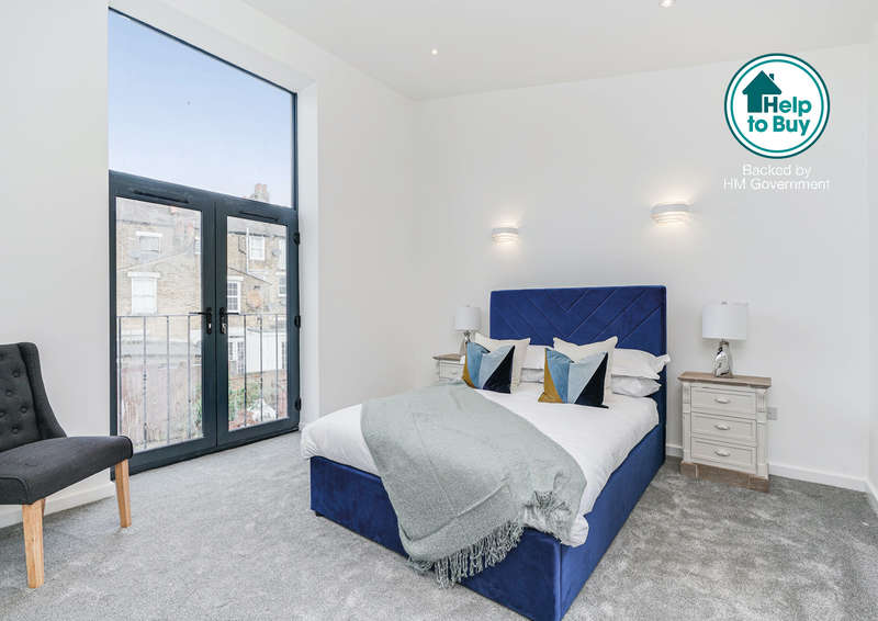 2 Bedrooms Detached House for sale in House 1, 123 - 129 Catford Hill, Catford