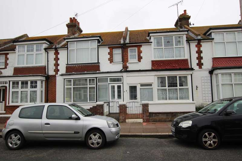 3 Bedrooms Terraced House for sale in Desmond Road, Eastbourne, BN22 7LF