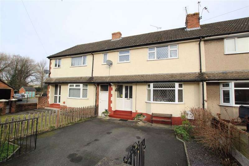 3 Bedrooms Terraced House for sale in The Meadows, Flint, Flintshire, CH6