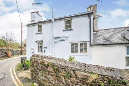 2 Bedrooms End Of Terrace House for sale in Bank Place, Porthmadog, Gwynedd, LL49