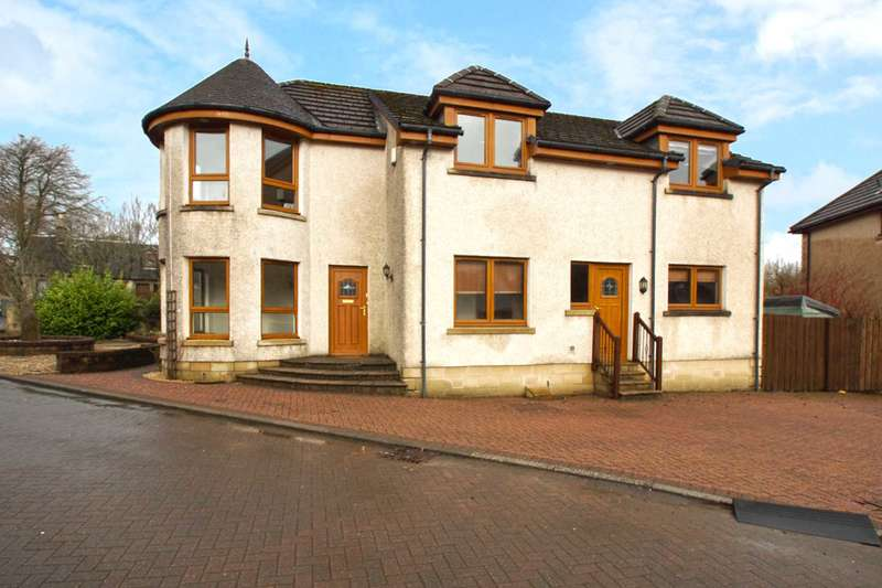 3 Bedrooms Detached House for sale in Burnbridge Wynd, Stewarton