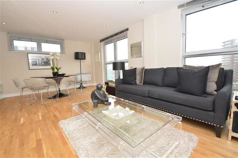 3 Bedrooms Apartment Flat for sale in Balmes Road, London, 1, N1 5TQ