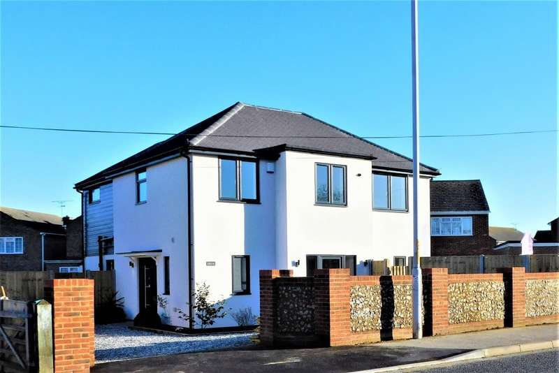 4 Bedrooms Detached House for sale in Ramsgate Road, Broadstairs, CT10