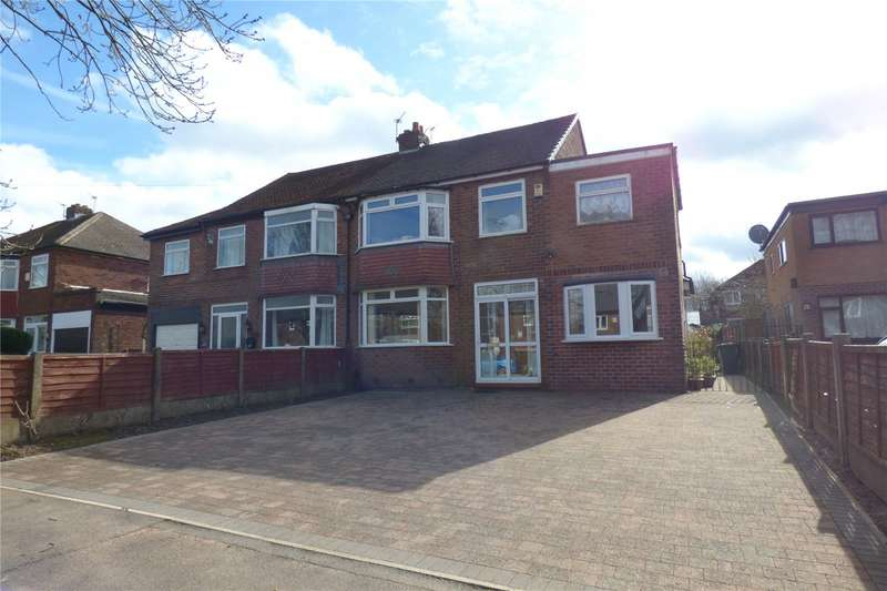 4 Bedrooms Semi Detached House for sale in Bowness Road, Middleton, Manchester, M24