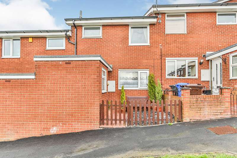 3 Bedrooms House for sale in Madehurst Rise, Sheffield, S2