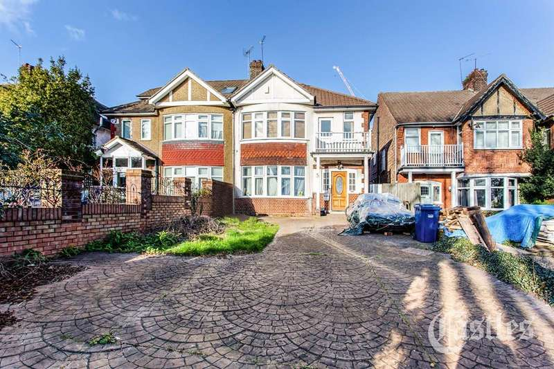 3 Bedrooms Semi Detached House for sale in East End Road, East Finchley, London, N2