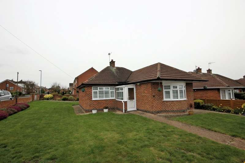 2 Bedrooms Detached Bungalow for sale in Oldershaw Road, East Leake