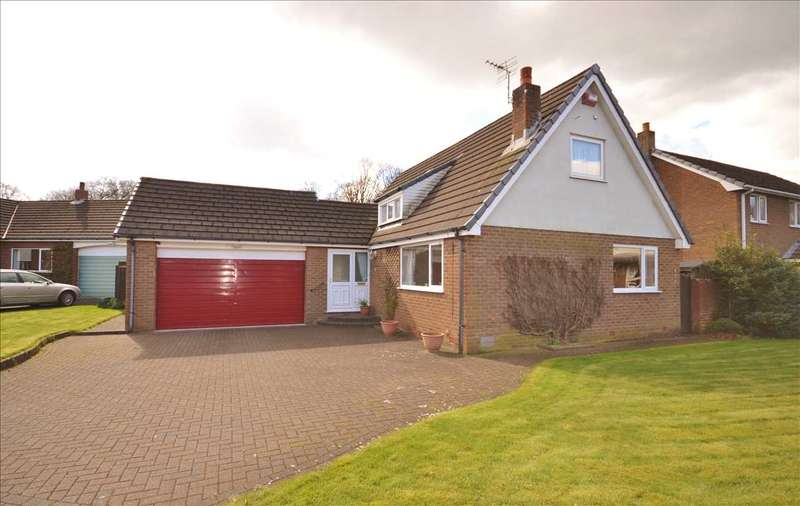 3 Bedrooms Detached House for sale in Long Copse, Astley Village, Chorley