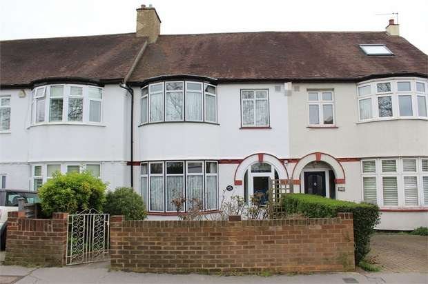3 Bedrooms Terraced House for sale in Grange Road, South Norwood, London