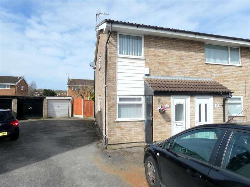2 Bedrooms Apartment Flat for sale in Mellor Close, Tarbock Green, Prescot