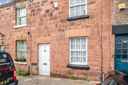 2 Bedrooms Terraced House for sale in Rose Street, Woolton, Liverpool, Merseyside, L25