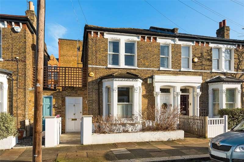 2 Bedrooms Flat for sale in Octavia Street, Battersea, London, SW11