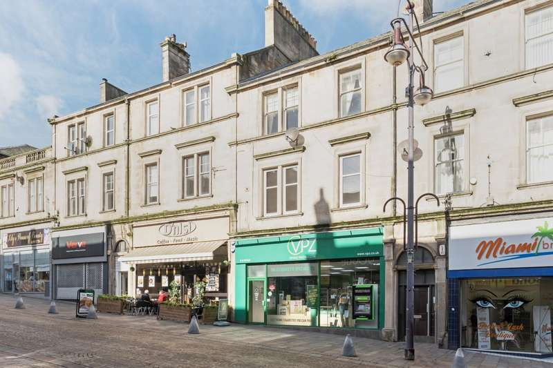 2 Bedrooms Apartment Flat for sale in Quarry Street, Hamilton, South Lanarkshire, ML3