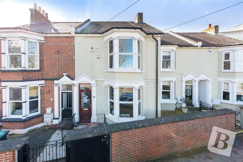 3 Bedrooms Terraced House for sale in Royal Pier Road, Gravesend, Kent, DA12