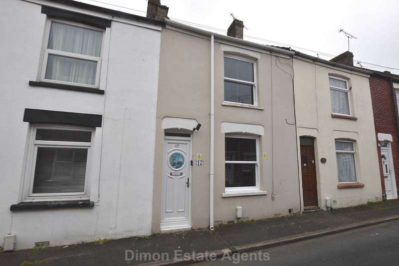 2 Bedrooms Terraced House for sale in Alma Street, Gosport
