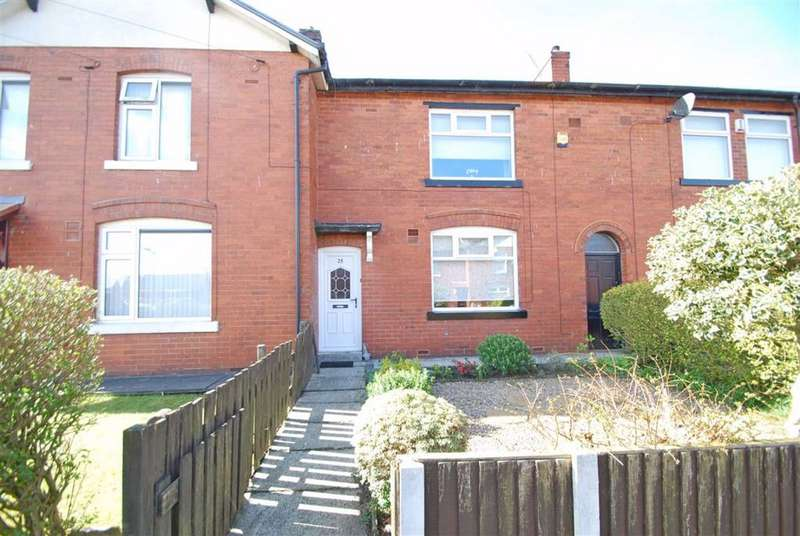2 Bedrooms Terraced House for sale in Glenboro Avenue, Bury, Greater Manchester