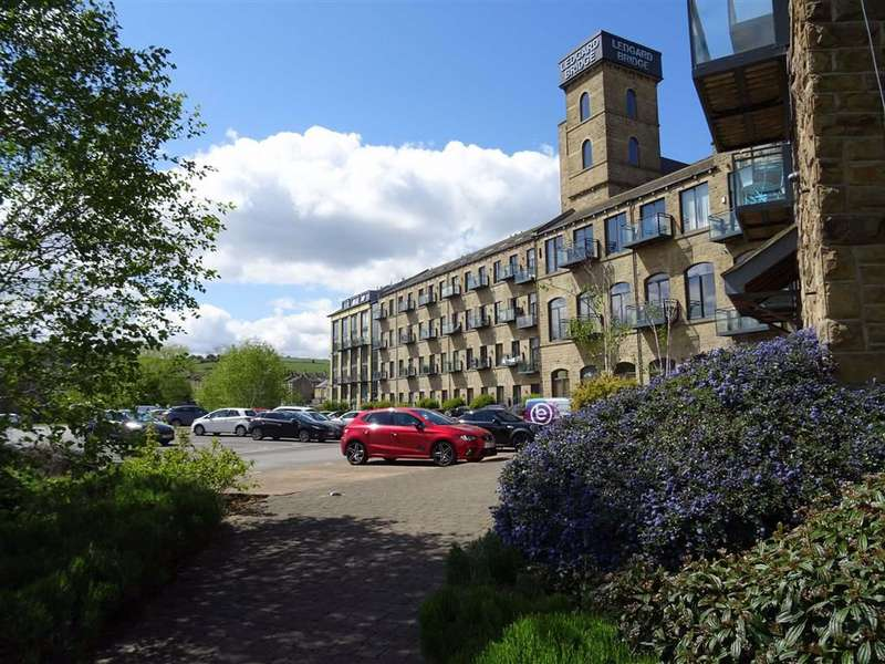1 Bedroom Apartment Flat for sale in Ledgard Wharf, Mirfield