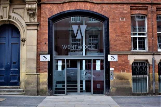 2 Bedrooms Penthouse Flat for sale in The Wentwood Newton Street, Manchester , M1