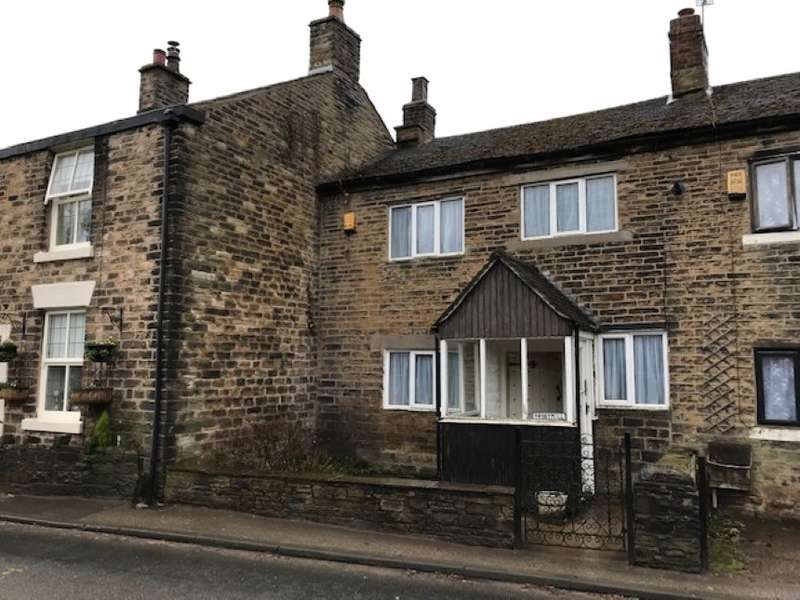3 Bedrooms Cottage House for sale in 9 Roby Mill, Upholland, Skelmersdale, Lancashire