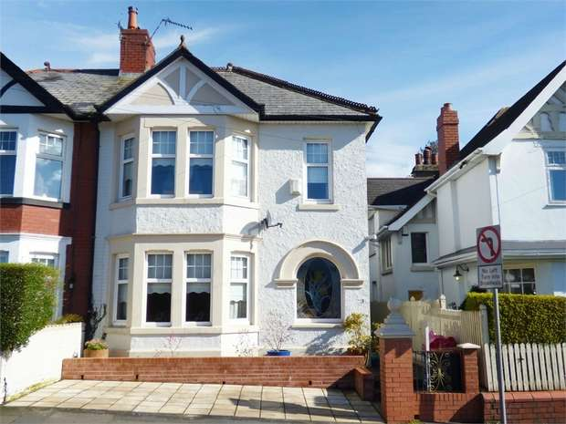 5 Bedrooms Semi Detached House for sale in Lodge Road, Caerleon, Newport