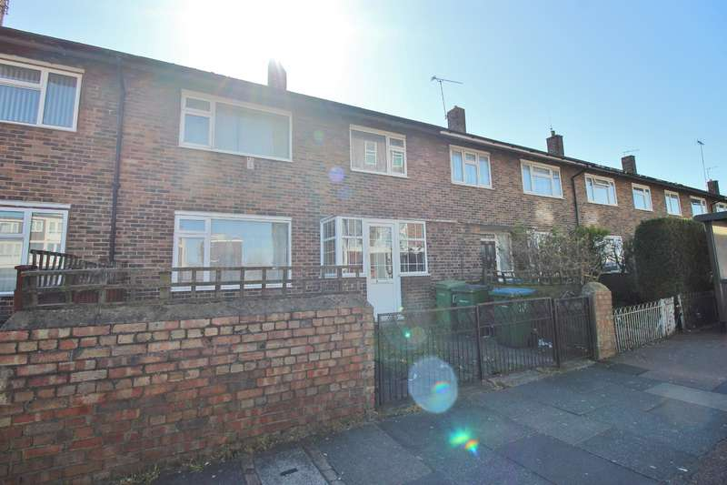 3 Bedrooms Terraced House for sale in Eynsham Drive, Abbey Wood, London, SE2 9PS
