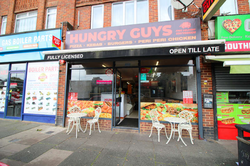 Restaurant Commercial for sale in Empire Parade, Edmonton N18