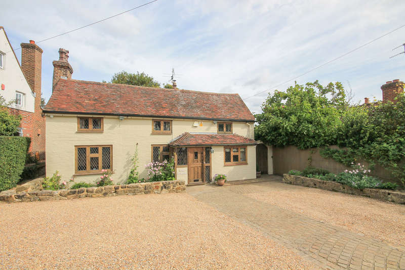 4 Bedrooms Cottage House for sale in Lower Road, Forest Row