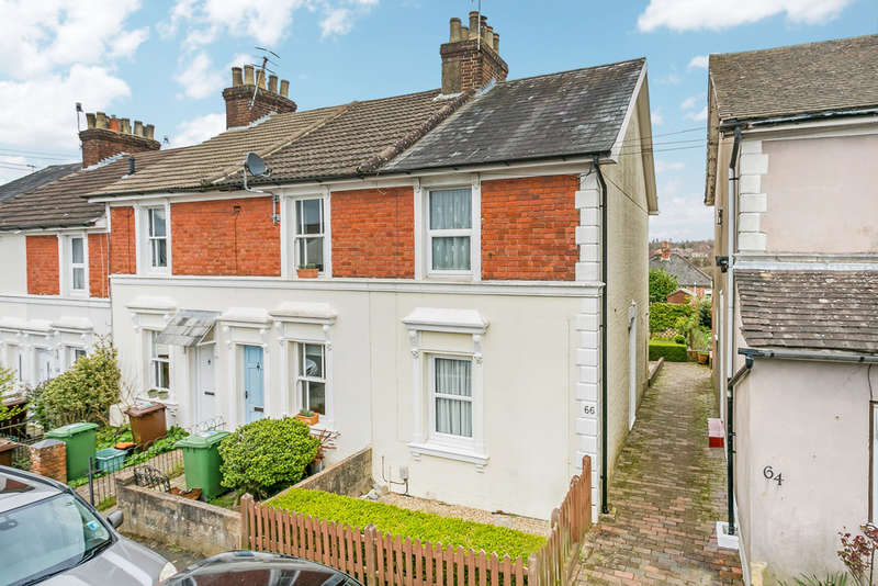 2 Bedrooms End Of Terrace House for sale in Auckland Road, Tunbridge Wells