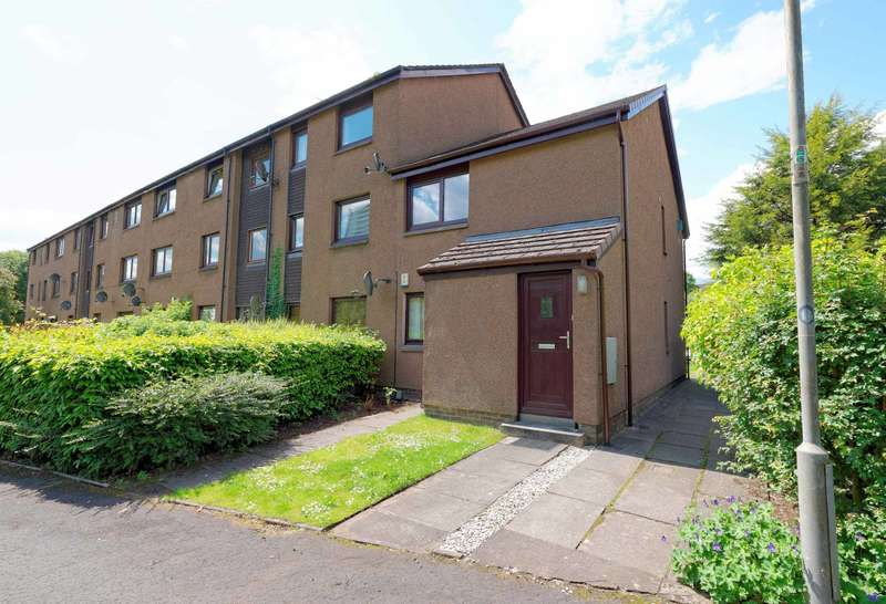 1 Bedroom Flat for sale in Fortingall Place, Kelvindale, Glasgow, G12 0LT