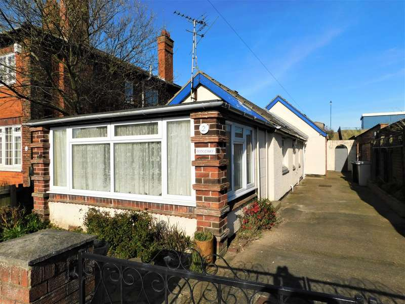 2 Bedrooms Detached Bungalow for sale in Trusthorpe Road, Sutton on Sea, Lincs., LN12