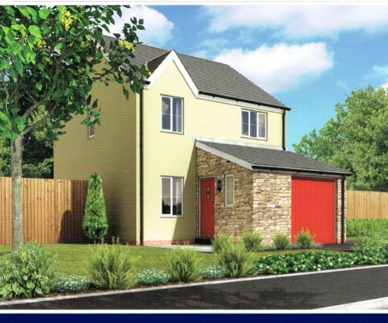 4 Bedrooms Semi Detached House for sale in St Ann's Chapel, Gunnislake