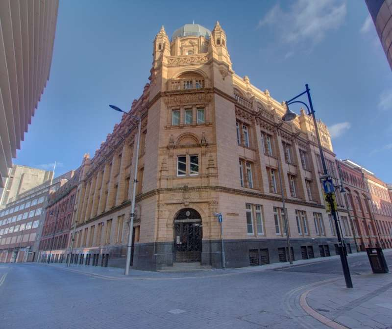 1 Bedroom Flat for sale in 47 Rutland Street, City Centre, Leicester, LE1