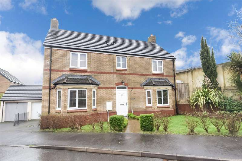 4 Bedrooms Detached House for sale in Victory Way, Torrington, Devon, EX38