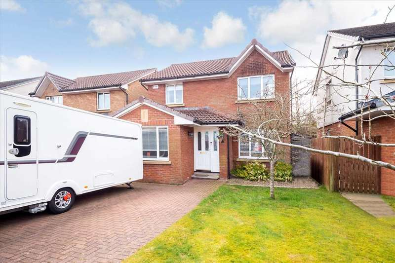4 Bedrooms Detached House for sale in Canonbie Lane, Mavor Park Gardens, EAST KILBRIDE