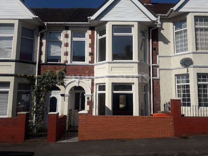 2 Bedrooms Terraced House for sale in Windsor Road, Newport. NP19 8NS