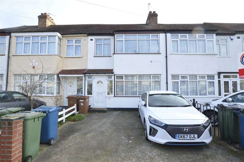 3 Bedrooms Terraced House for sale in Orchard Grove, HARROW, Middlesex, HA3