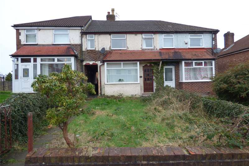 3 Bedrooms Terraced House for sale in Brindley Avenue, Higher Blackley, Manchester, M9