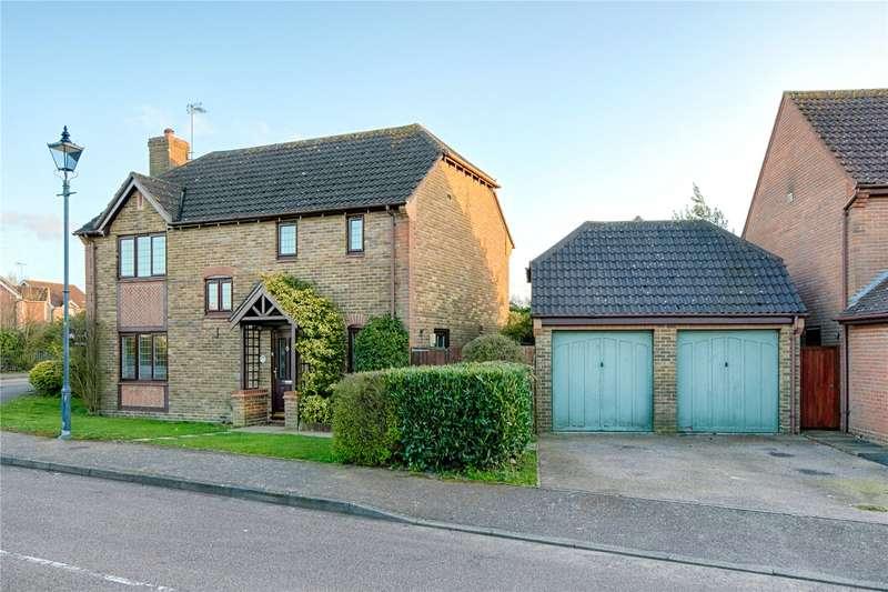 4 Bedrooms Detached House for sale in Bishops Stortford