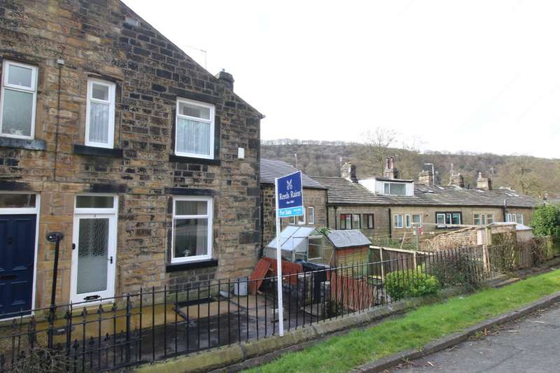 3 Bedrooms End Of Terrace House for sale in Ferney Lee Road, Todmorden, West Yorkshire, OL14