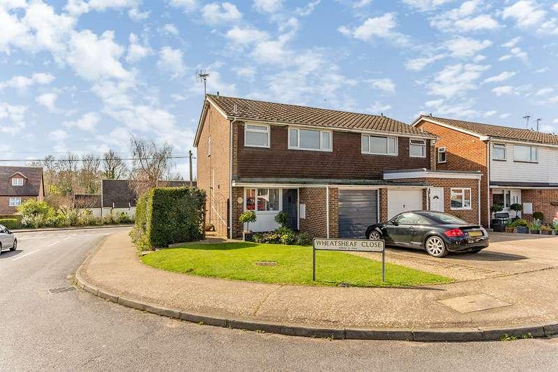 3 Bedrooms Semi Detached House for sale in Wheatsheaf Close, Boughton-under-Blean, Faversham, Kent, ME13