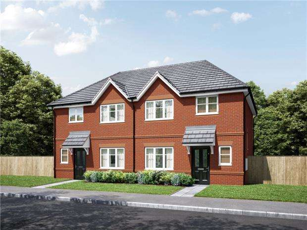 3 Bedrooms Semi Detached House for sale in Whalleys Road, Skelmersdale, Lancashire