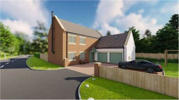 4 Bedrooms Detached House for sale in Whitefield Farm Barns, Hadston, Northumberland