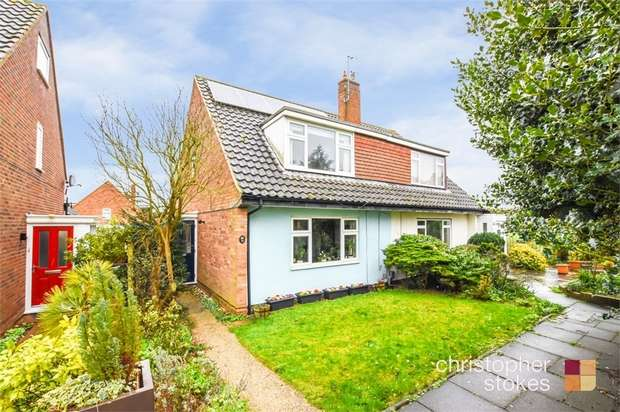 3 Bedrooms Semi Detached House for sale in Glendale Walk, Cheshunt, Cheshunt, Hertfordshire