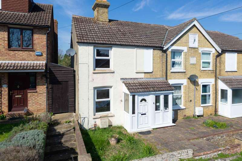 2 Bedrooms End Of Terrace House for sale in New Road, Ditton, ME20