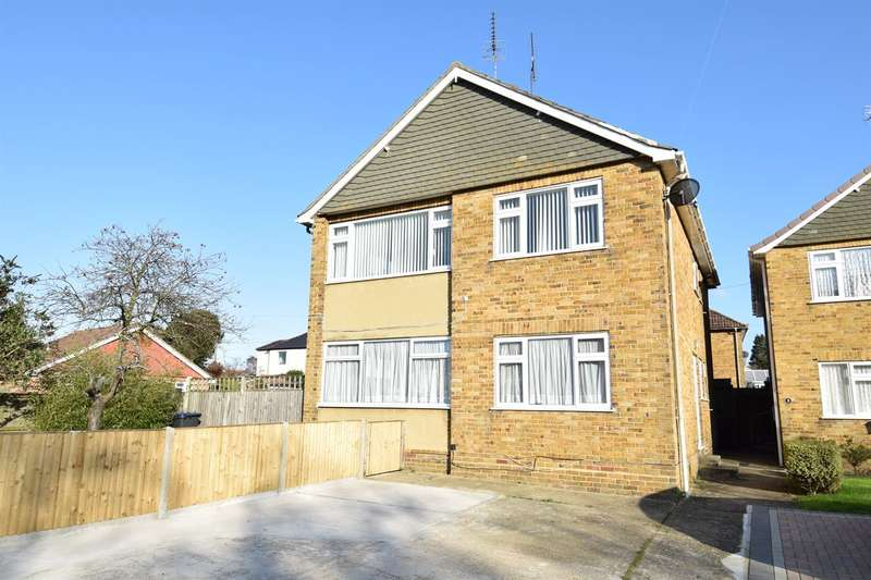 2 Bedrooms Ground Flat for sale in Millstrood Road, Whitstable
