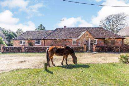 2 Bedrooms Bungalow for sale in Lyndhurst, Hampshire