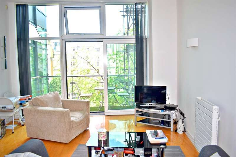 2 Bedrooms Apartment Flat for sale in Century Buildings, 14 St. Mary's Parsonage, Manchester, M3 2DD