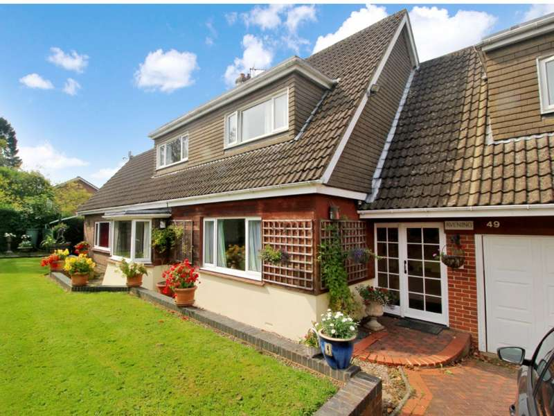 6 Bedrooms Detached House for sale in Paynesfield Road, Tatsfield